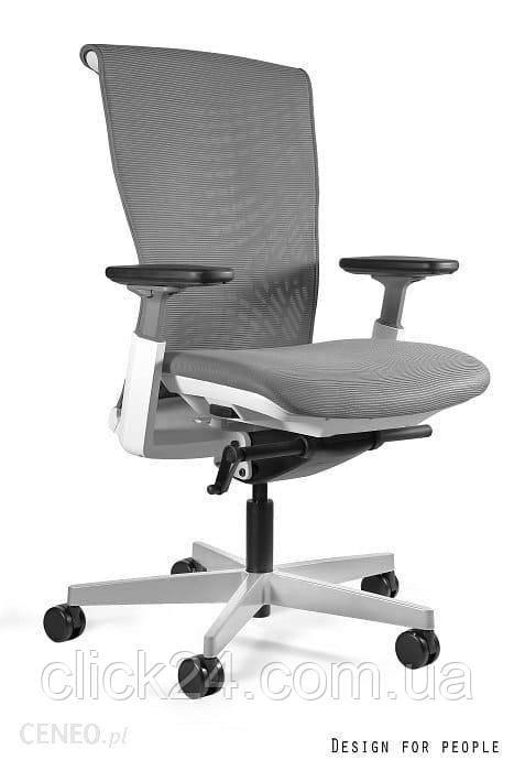 Unique Fotel Obrotowy Reya Biały