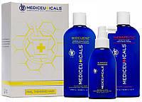 Набор для стимулирования волос у мужчин Mediceuticals Advanced Hair Restoration Fine Thinning Hair For Men