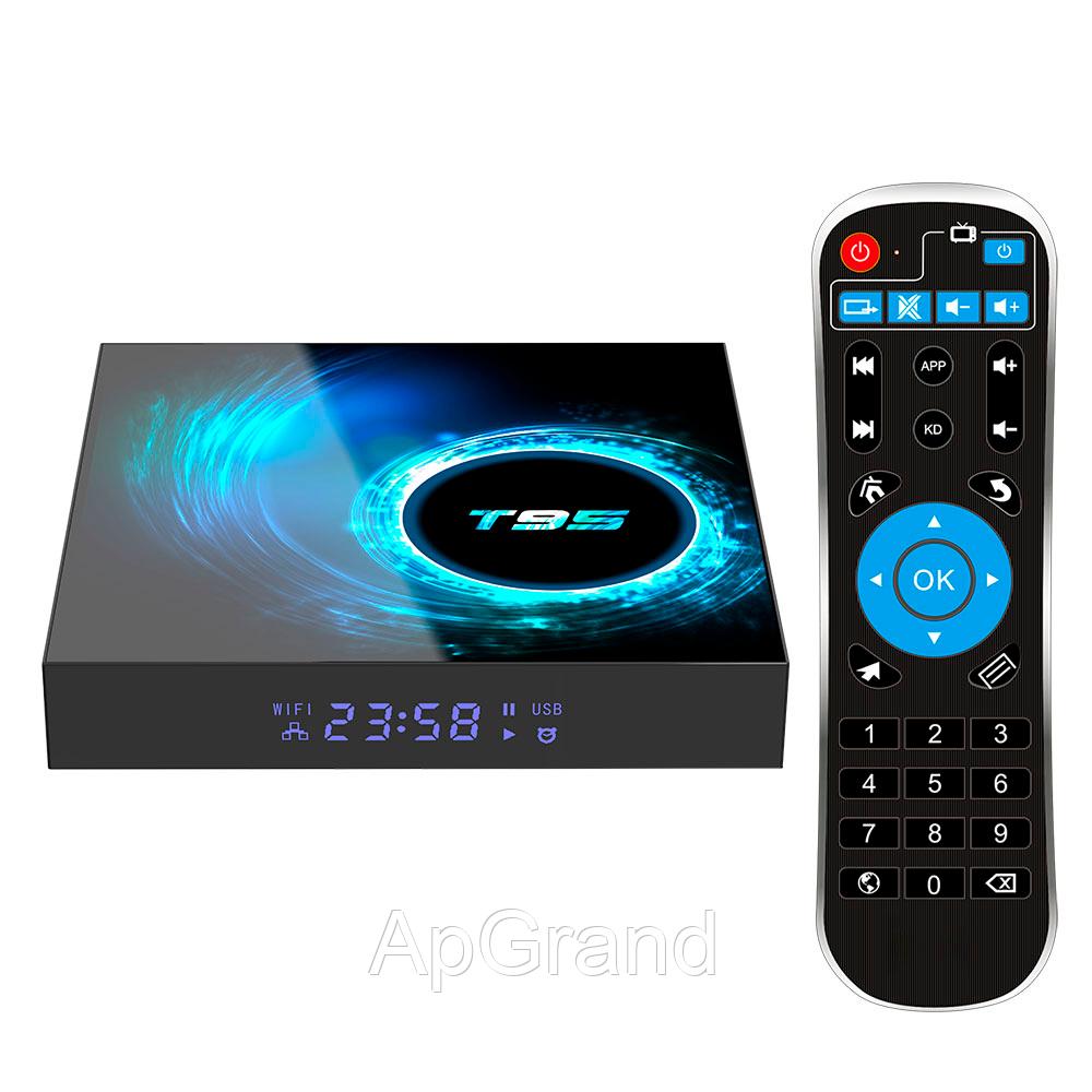 Смарт ТВ-приставка Transpeed T95 4/64Gb