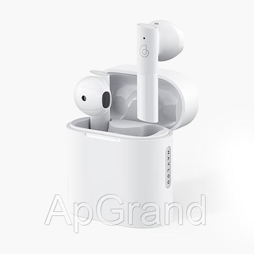 Наушники Xiaomi Haylou MoriPods white