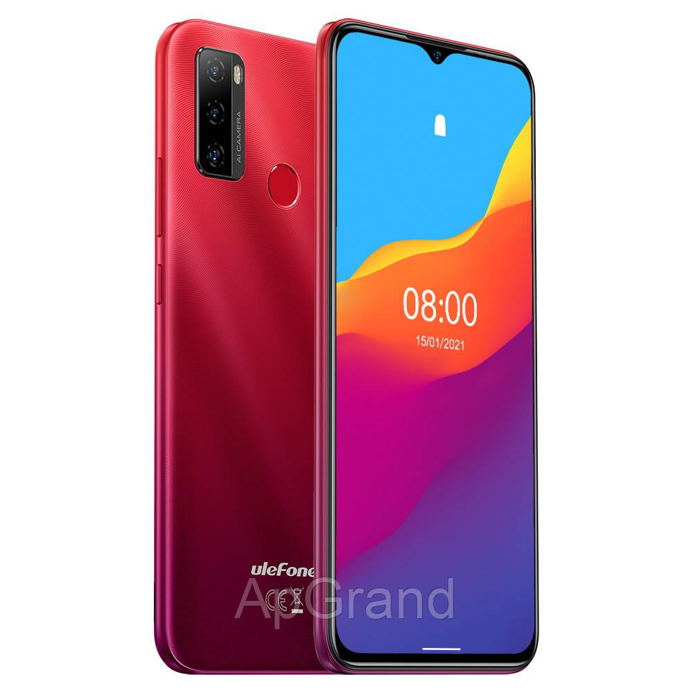 UleFone Note 10 red