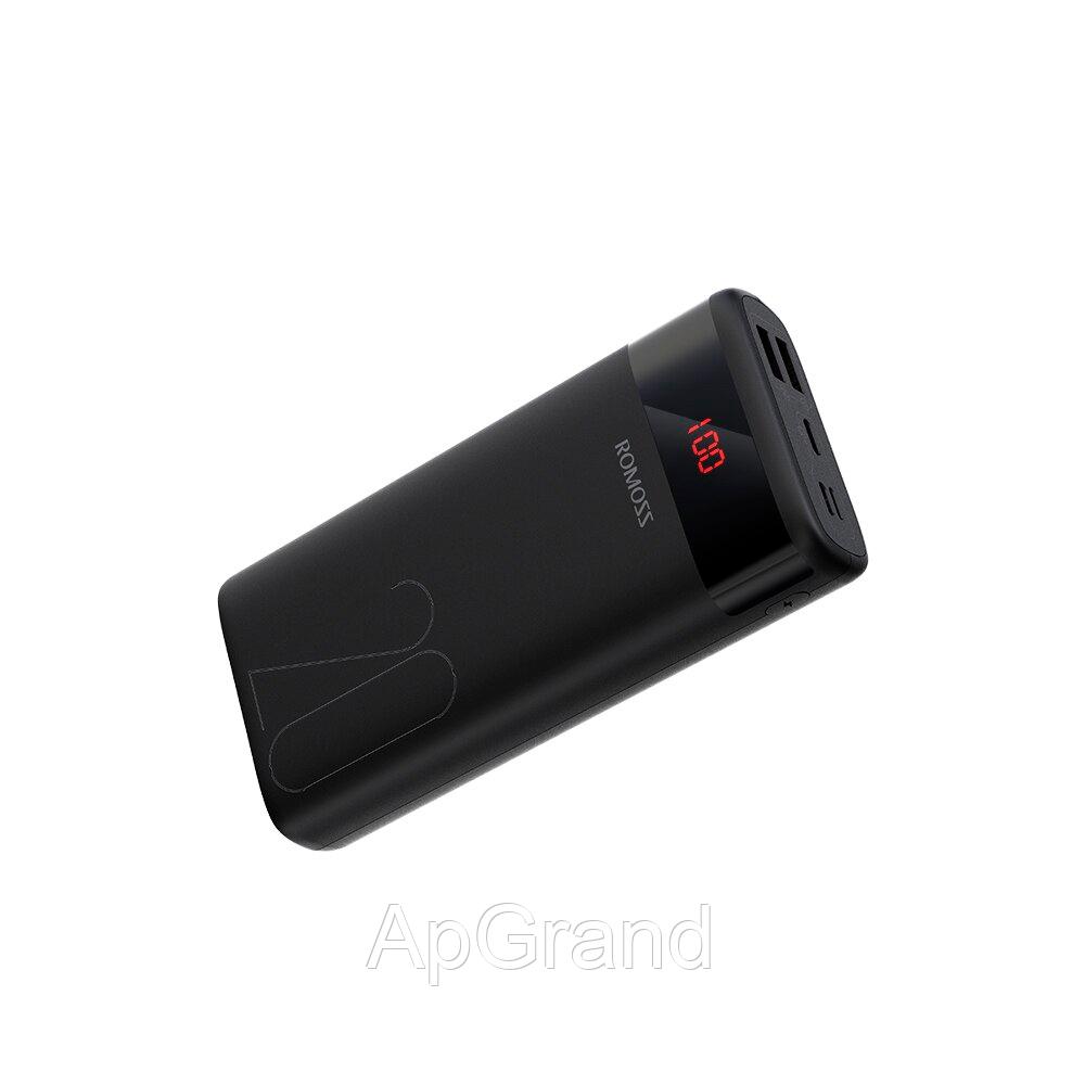 Банк заряду ROMOSS Ares 20 20000mAh black