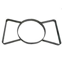 Накладка (підставка) на мангал «кільце» для казанів