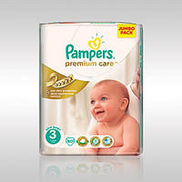 Pampers Premium Care 3 (4-9) 80 шт!