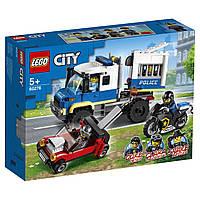Конструктор LEGO City Police Транспорт