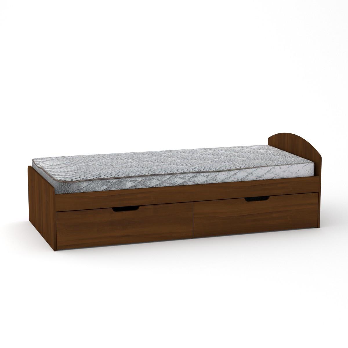 Односпальне ліжко 90+2