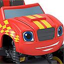Машинка Вспиш і диво машинки Гоночний прапор Fisher-Price Blaze & the Monster Machines Blaze GVG61, фото 5