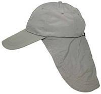 Кепка Max Fuchs Sahara khaki з захистом для шиї