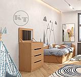 Односпальная кровать 90+2 С, фото 2