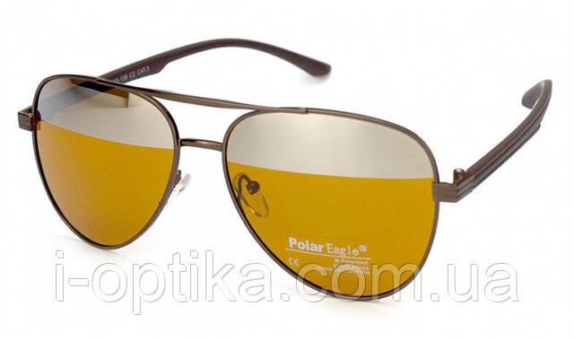 Антиблікові водійські окуляри Polar Eagle