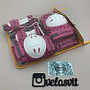Фірмовий комплект захисту, шолом Maraton+ наколінники, налокітники, рукавички, фото 10