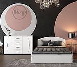Двоспальне ліжко 140, фото 2