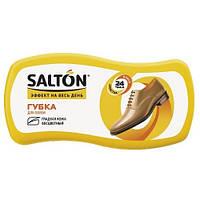 Губка Salton Волна для обуви из гладкой кожи Бесцветная