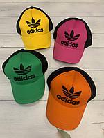 """Кепка c сеткой """"Adidas"""" Оптом р 56-59 см"""
