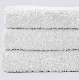 Рушник Lotus Готель - Білий 40*70 (20/2) 450 г/м2