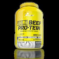 Протеин Говяжий Olimp Sport Nutrition Gold beef-pro™-tein 1,8 kg  cookies cream
