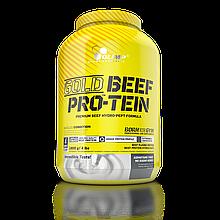 Протеин Говяжий Olimp Sport Nutrition Gold beef-pro™-tein 1,8 kg