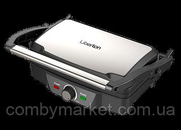 Гриль электрический LIBERTON LPG-1600