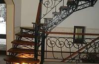 Обробка металевих сходів