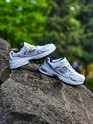 New Balance 530 White (Топ якість) Весна,  Жіночі Кросівки, Женская обувь