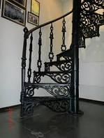 Металлические элементы лестниц