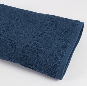 Рушник Iris Home - Бордюр mojalica blue 70*140