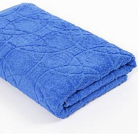 Рушник Iris Home - Жаккард palace blue 70*140