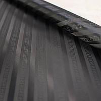 Ткань подкладочная сумочная черная a6520