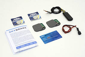 Іммобілайзер Skybrake DD5 (5211**) з датчиком руху