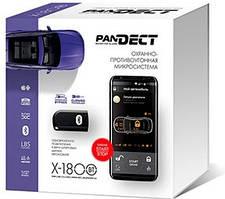 Автосигнализация Pandect X-1800BT UA