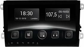 Штатная магнитола Gazer CM5509-T5 VW/Skoda/Seat (2008-2016)