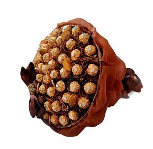Букеты из конфет для мужчин
