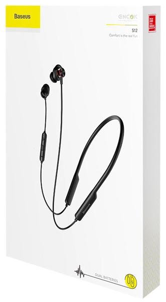 Наушники BASEUS Encok Bluetooth S12