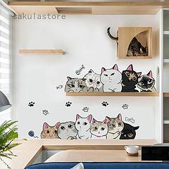 Sticker wall - для детей и взрослых