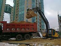 Вывоз грунта самосвалом Киев Киевская область, фото 1