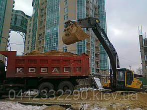 Вывоз грунта самосвалом Киев Киевская область