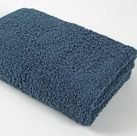 Рушник Iris Home Готель - Legion blue 40*70 440 г/м2