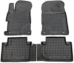 Авто килимки в салон Honda Civic / Хонда Цивік 2011 - Sedan / Седан