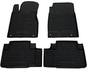 Полиуретановые (автогум) коврики в салон Honda CR-V / Хонда ЦРВ -  2013+
