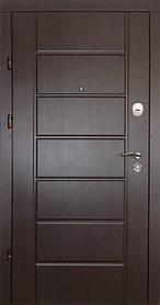 """Входные двери """"Редфорт  (Redfort)  Канзас Премиум"""" МДФ венге в квартиру"""