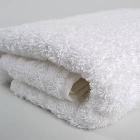 Рушник Iris Home Готель - Білий 50*90 500 г/м2