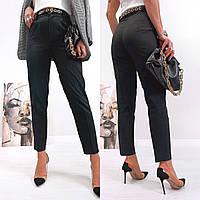 Класические стильные женские брюки в деловом стиле  (р.42-52).  Арт-3726/31, фото 1