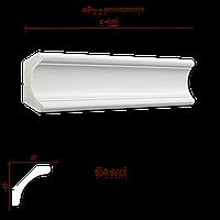168А Карниз декоративный из дюрополимера