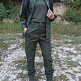 КОСТЮМ ТАКТИЧЕСКИЙ ОЛИВА РИП-СТОП, фото 4