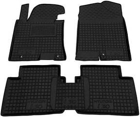 Поліуретанові (автогум) килимки в салон Hyundai i30 / Хюндай-Хендай-Хундай (і30) 2012+