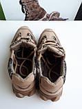 """КРОССОВКИ ТАКТИЧЕСКИЕ """"UKR-TEC"""" БЕЖ ПИКСЕЛЬ ДЕМИСЕЗОННЫЕ, 35-46 размеры, фото 5"""