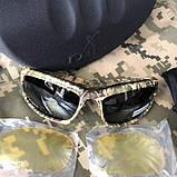 Тактические (стрелковые) очки Daisy X7, фото 2