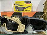 Балістична маска Revision Desert Black, фото 2