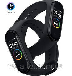 Фитнес-браслет Xiaomi Mi Smart Band 4 с NFC Black (черный) (UA UCRF)