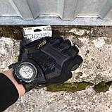 Тактичні рукавички Mechanix M-Pact Fingerless Glove Black, фото 3